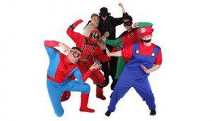 Children's party entertainment