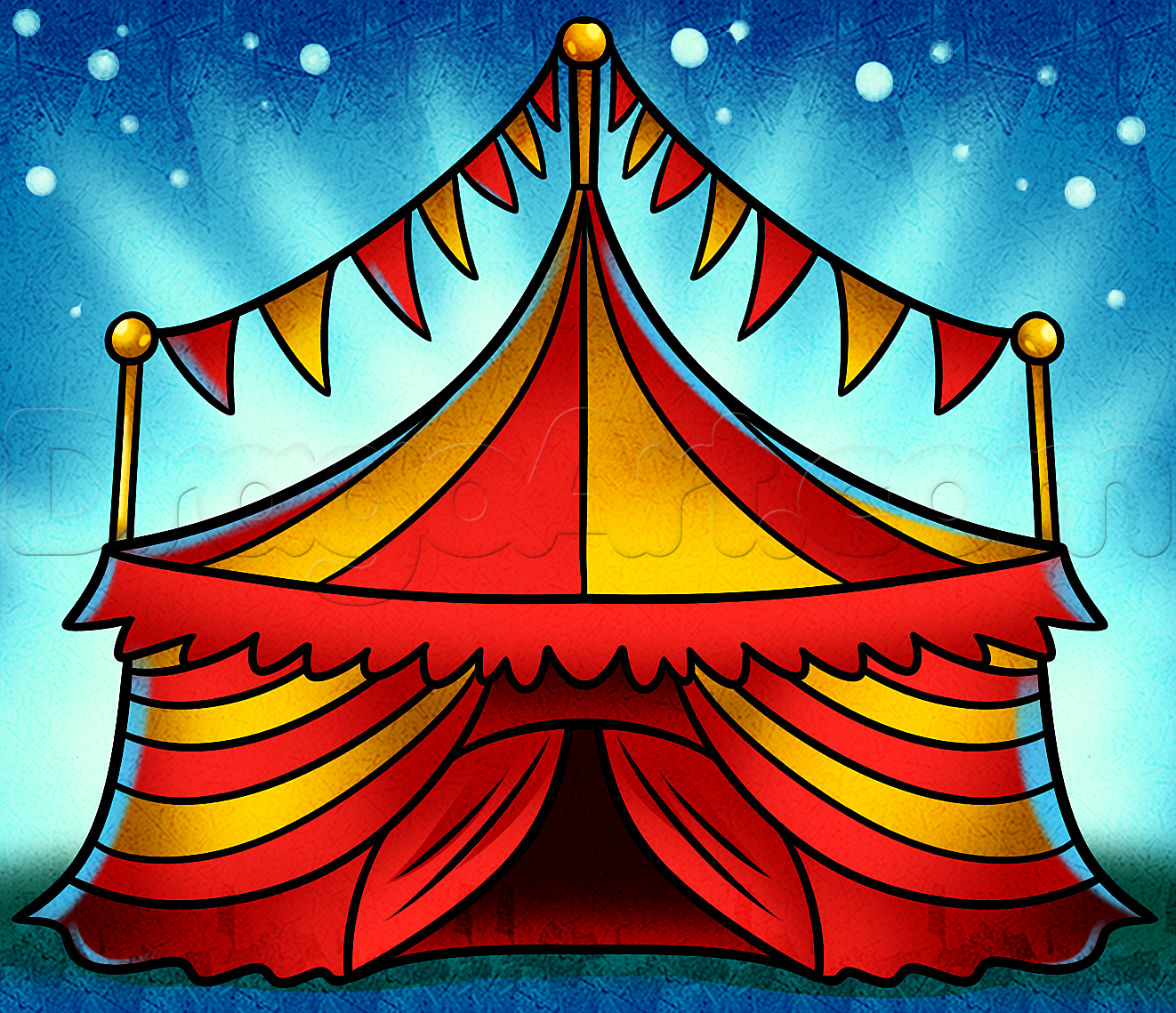 circus party themed entertainment